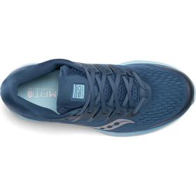 saucony Ride ISO 2 Zapatillas Mujer, blue/aqua